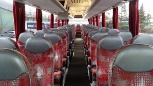 autobusz rendezvenyekre
